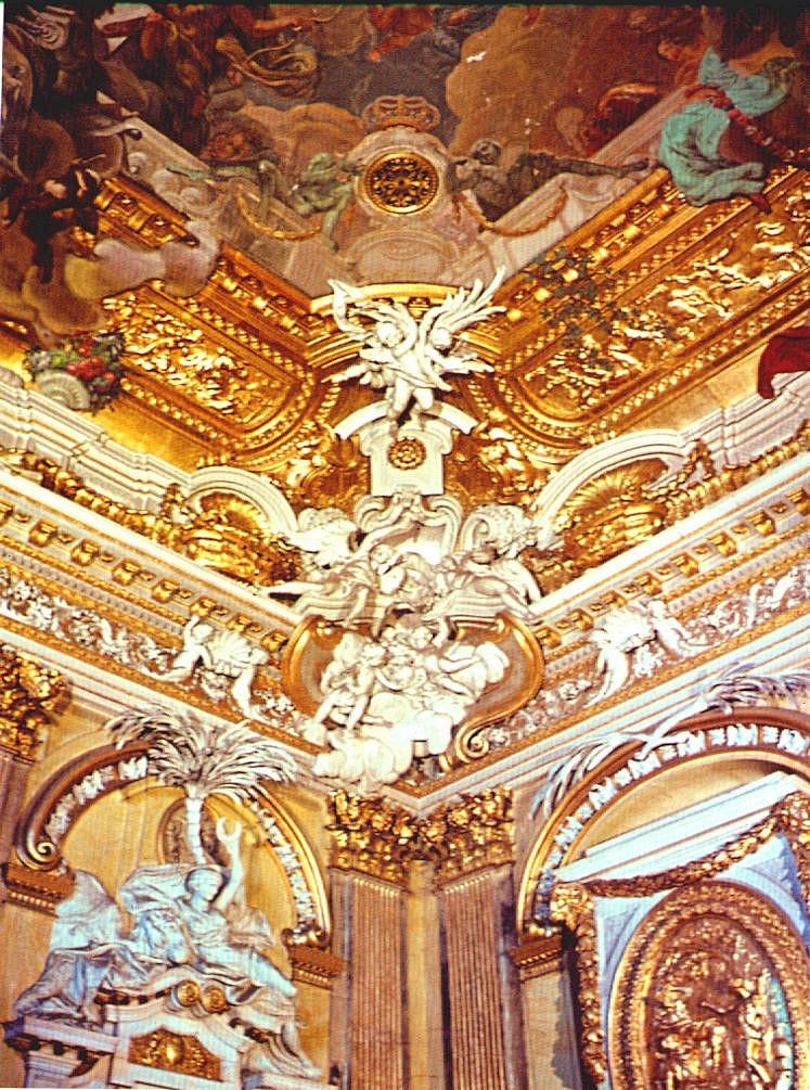 Schloss Berlin Rittersaal 1944e