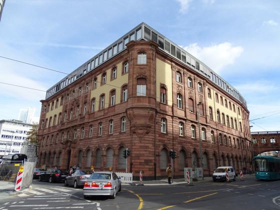 Nordbau Rathaus Frankfurt 2018