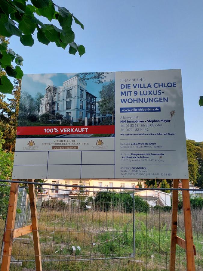 Binz, Elisenstraße