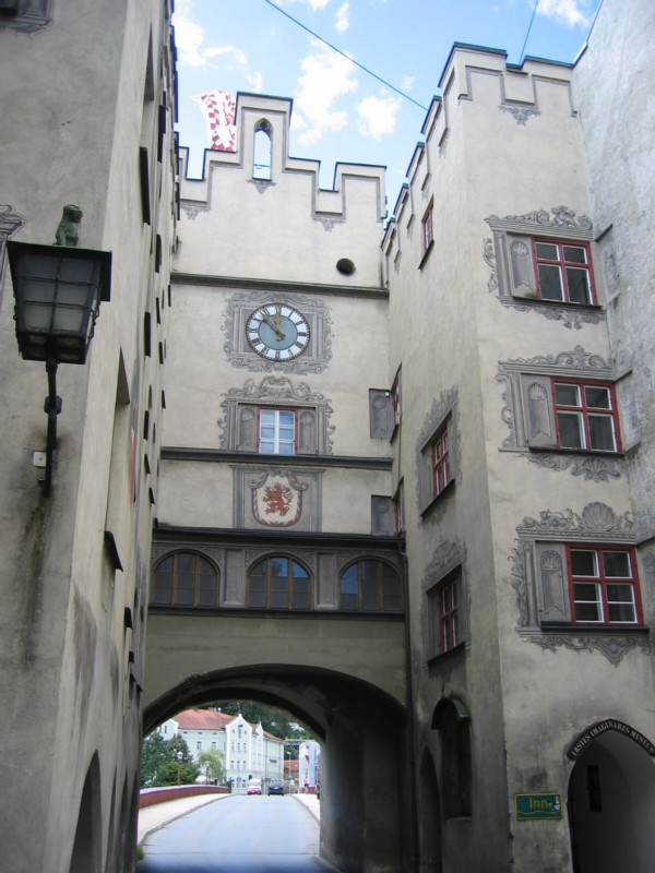 Torturm in Wasserburg a. I.