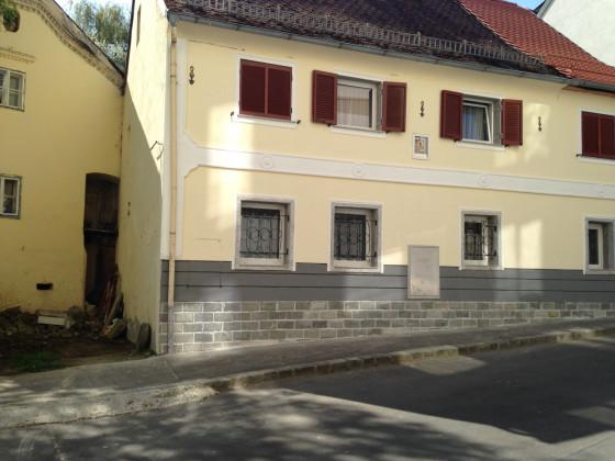 Mariahilfstraße 4 (Linz), renoviertes Haus - Bilder von Herrn Rameis