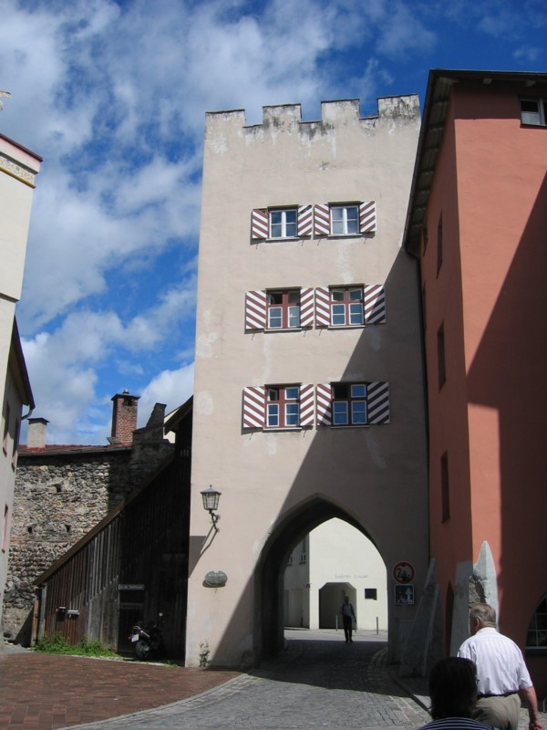 Torturm in Wasserburg a. I.