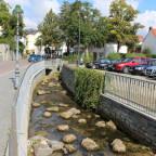 Freigelegter Soestbach am Großen Teich