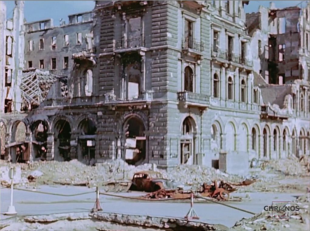 Kaiserhof Berlin 1948