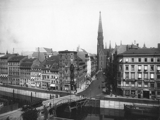 Friedrichsgracht 1903