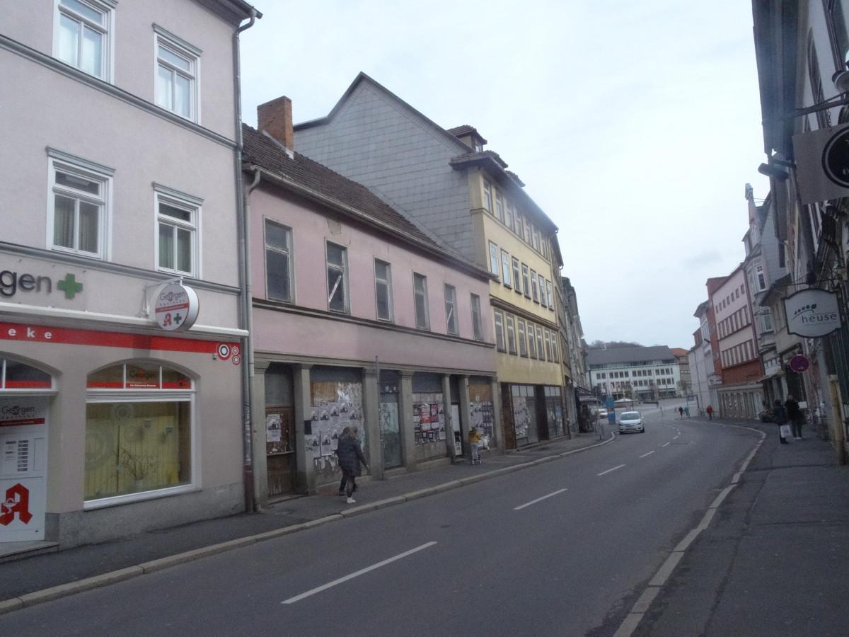 Georgenstraße Eisenach