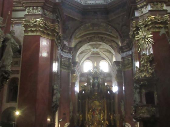 St. Michael, Olmütz