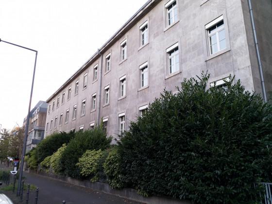 Oppenheimer Straße Abrisspläne