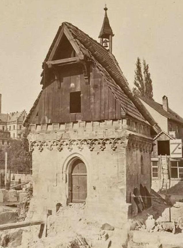 nuernberg heilig-grab-kapelle g.m.eckert