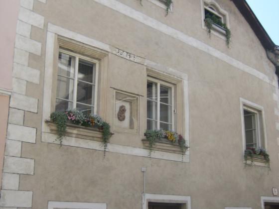 Spätgotisches Haus