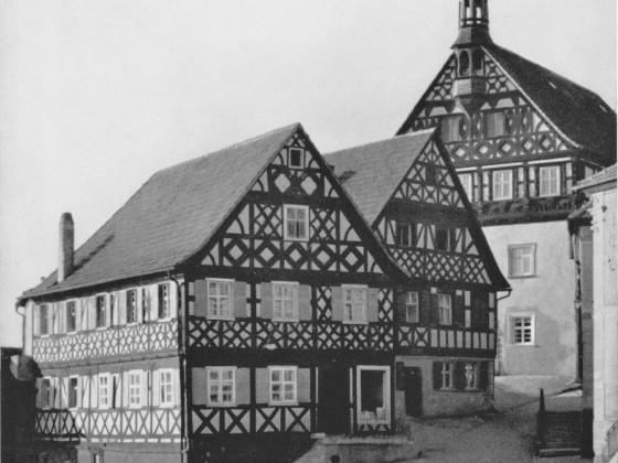 0043 Burgkunstadt Rathausplatz
