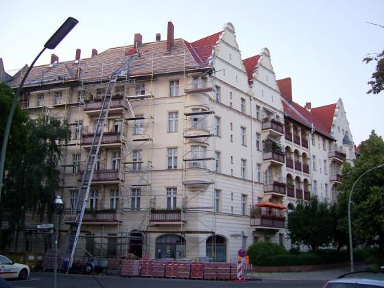 Buchstraße Ecke Nordufer