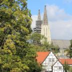 Teichsmühle und Wiesenkirche - Das Soester Postkartenmotiv schlechthin