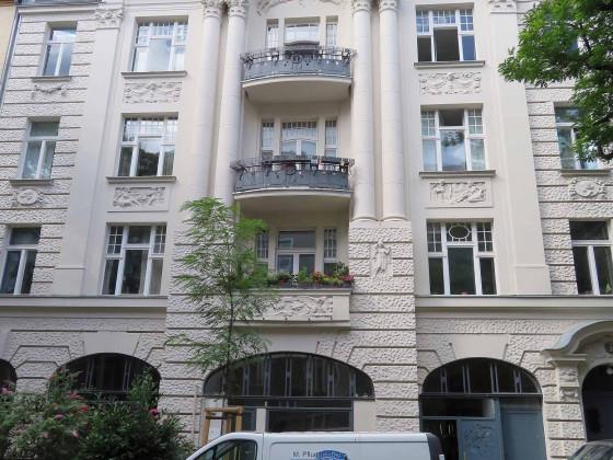 Friedenau, Isoldestraße