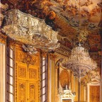 Schloss Berlin Rittersaal 1700