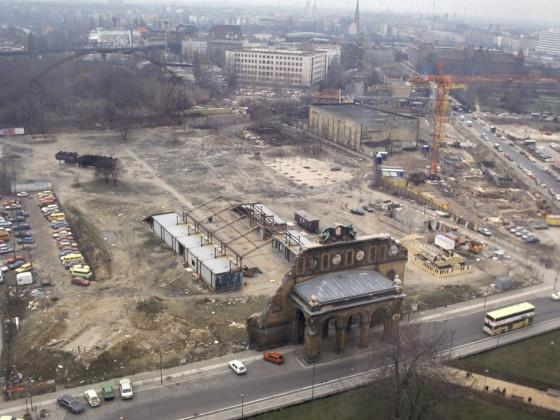 Berlin, Anhalter Bahnhof, heute