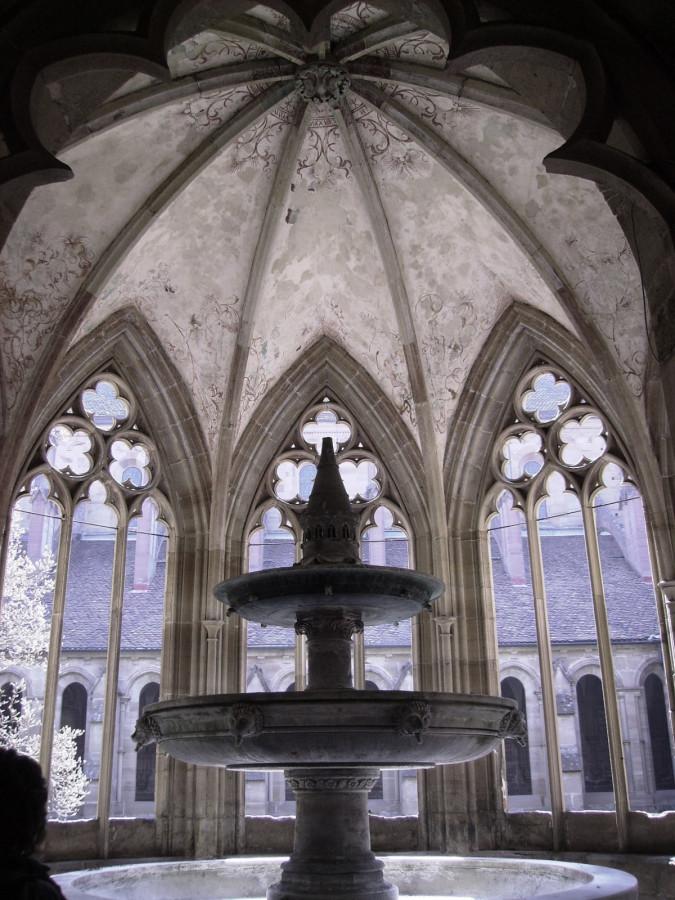 Brunnenhaus Kloster Maulbronn