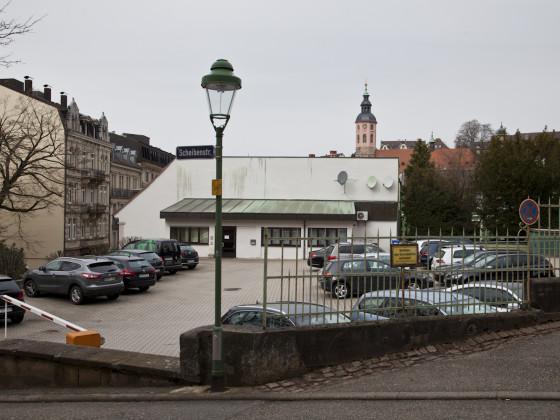 Grundstück ehem. Synagoge Baden-Baden