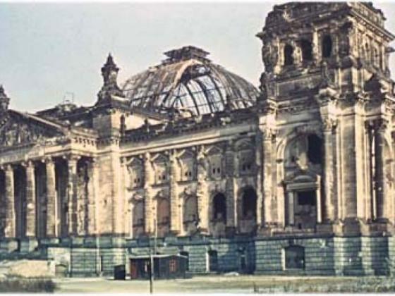 Reichstag Berlin 50er