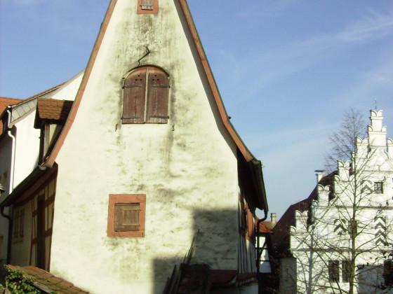 Steildach in Sulzfeld