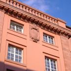 Theater Mainz 1910 Allegorie der Stadt Mainz