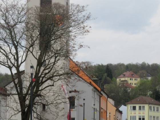 Erlöserkirche, Schwandorf