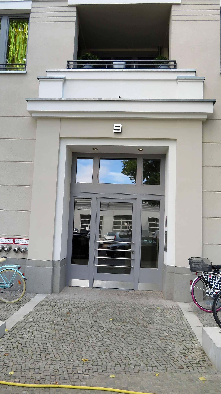 Charlottenburg-Halensee