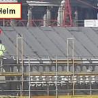 Arbeitssicherheit Baustelle Berliner Schloss