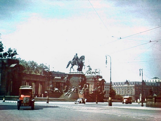 Nationaldenkmal Berlin 1937