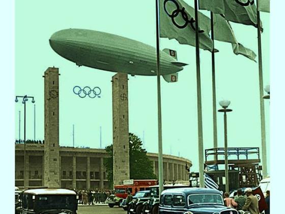 Olympiastadion Berlin 1937