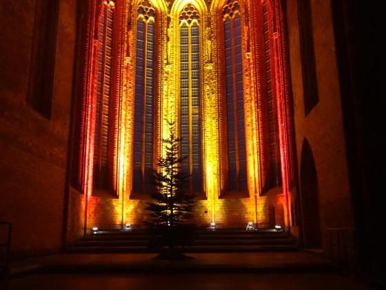 Kloster Chorin im Advent