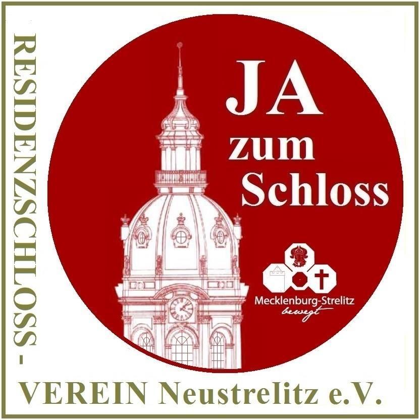 Logo Residenzschlossverein Neustrelitz
