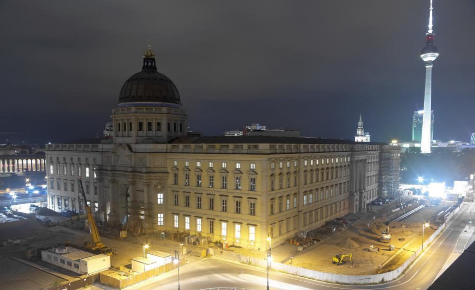 Schloss 22:00 Uhr