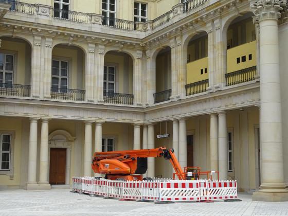 Schlüterhof Berlin 12.6.21