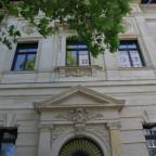 Leipzig Musikviertel Wächterstraße Villa Sieskind nachher