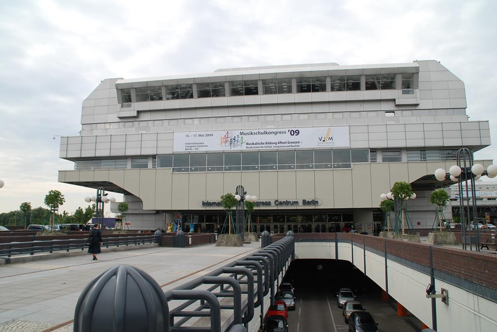 Internationales Congress Centrum