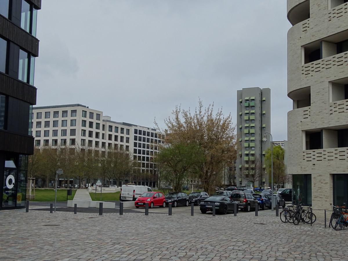 Berliner Sternwarte 10.4.21