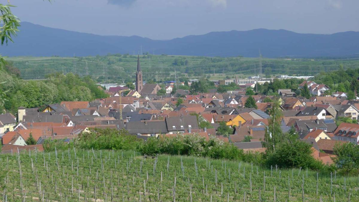 Eichstetten am Kaiserstuhl