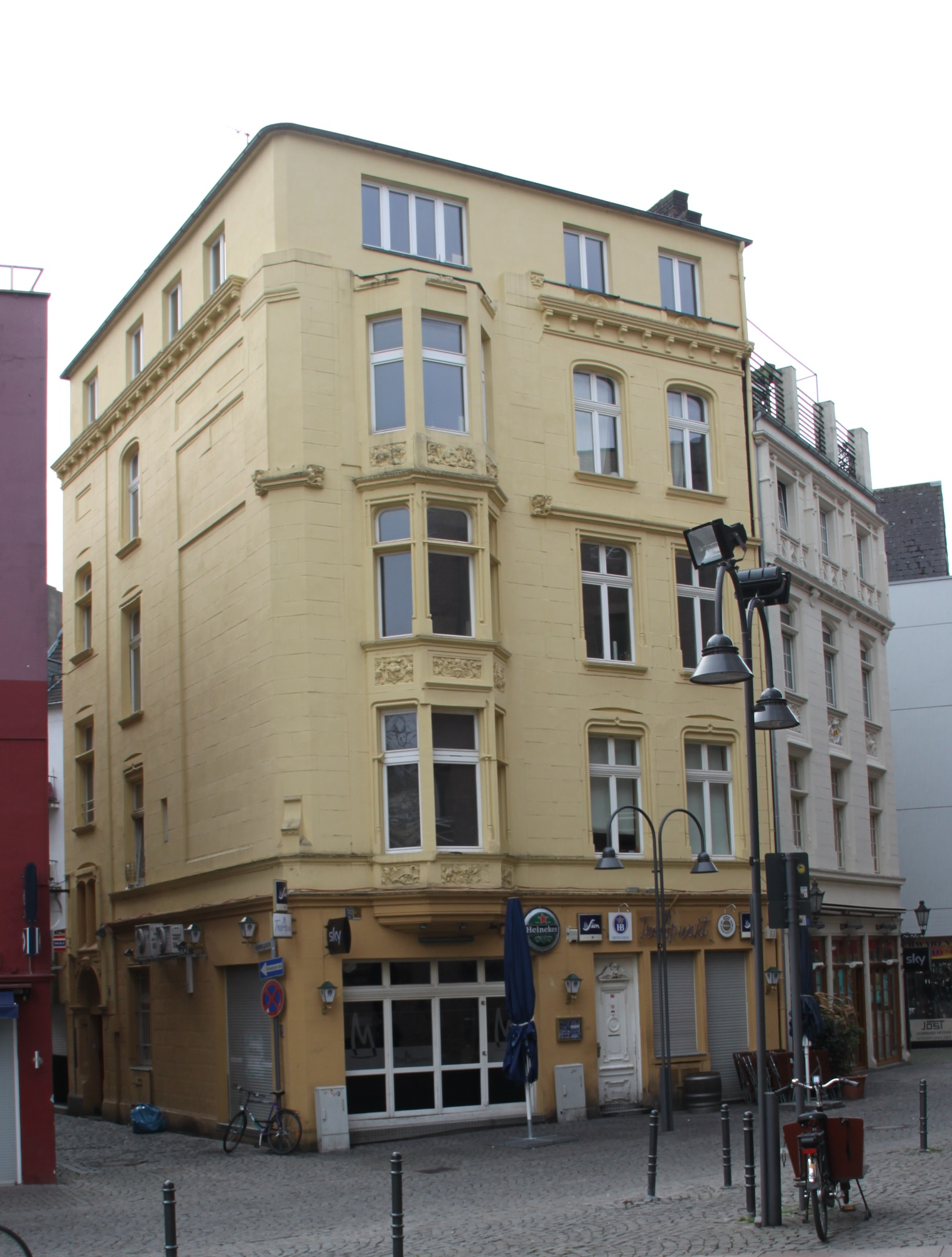 Köln Hühnergasse