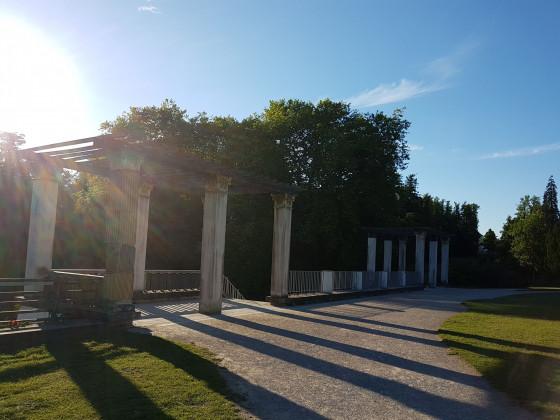Schlosspark Putbus 6.8.2020