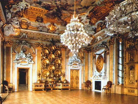 Schloss Berlin Rittersaal 1935