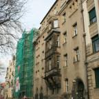 Leipzig Dittrichting 12 Diakonenhaus 1903 von Weidenbach + Tschamer - um 2008