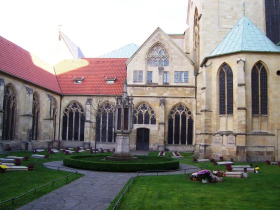 Kreuzgang Münster (3)