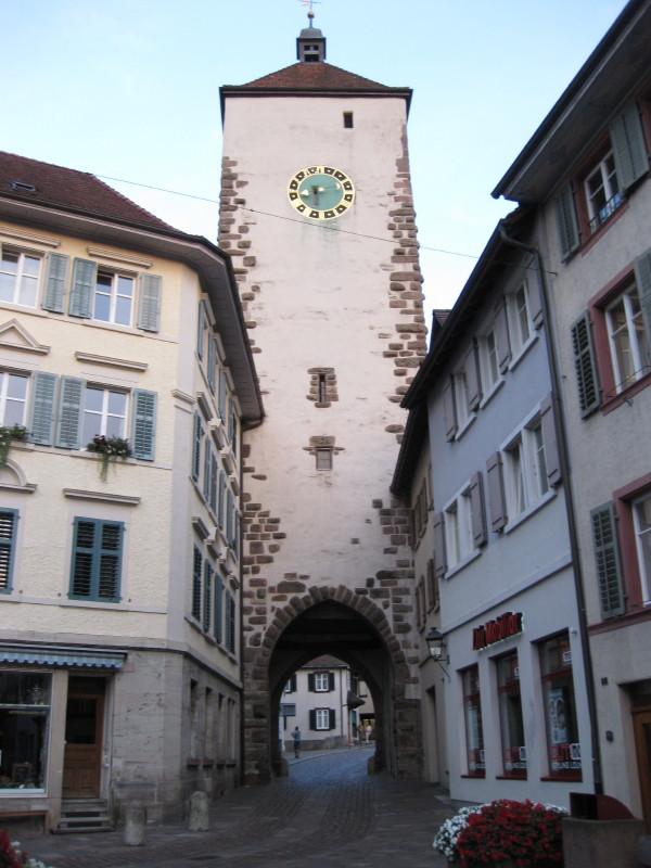 Torturm in der Schweiz