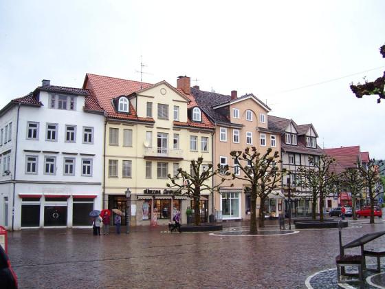 Marktplatz Nordseite