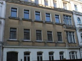 Leipzig Jacobstraße 6 vor Sanierung