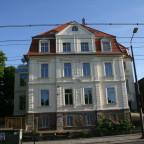 Leipzig-Plagwitz Karl-Heine-Str. 33 Villa Frosch nachher