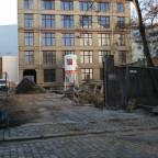 Leipzig Spohrstraße Ende 2011
