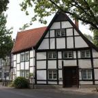 Fachwerkhäuser an der Walburger Straße