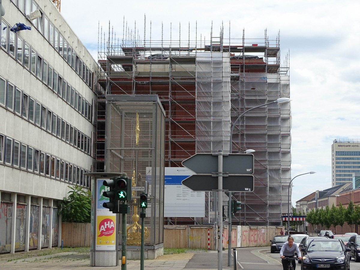 Garnisonkirche Potsdam 4.7.20